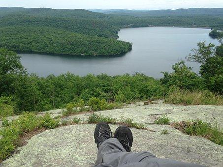 Horseshoe Reservoir, New Jersey, Park, Outdoors, Jersey
