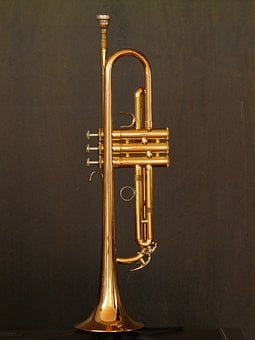 Trumpet, Brass Instrument, Instrument, Pump Valves