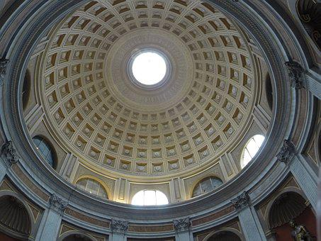 Dome, Italy, Pantheon