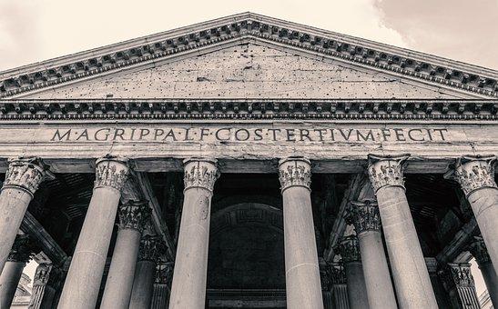 Pantheon, Italy, Trip