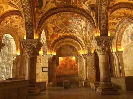 Leon, Spain, Church, San Isidoro, Pantheon, Kings
