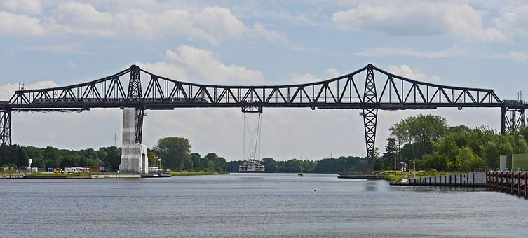 High Bridge, Rendsburg, North America