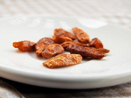 Chili, Spice, Pepperoni, Sharp, Sharpness, Food, Eat
