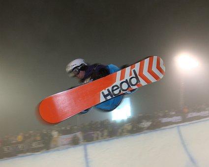 Snowboard, Halfpipe, Snowboarder, Snowboarding, Board