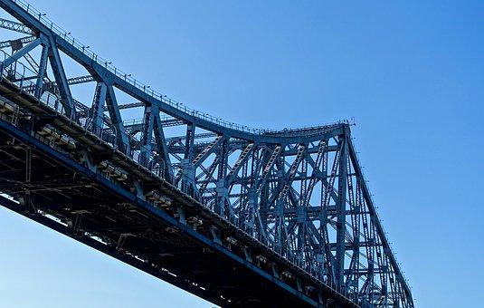 Story Bridge, Brisbane, Steel, Metal, Structure