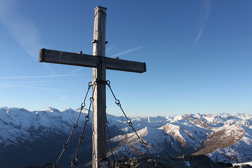 Summit Cross, Summit, Rastkogel, Schwendberg, Zillertal