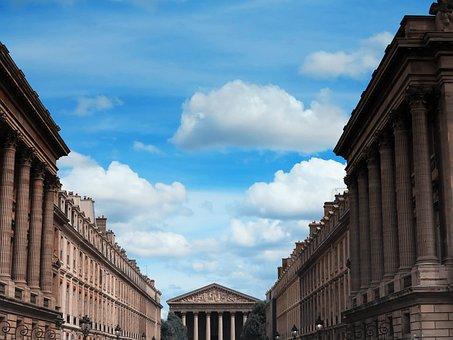 The Pantheon, Paris, France, Architecture, Travel
