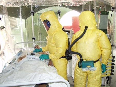 Ebola, Isolation, Infection, Virus, Pathogens