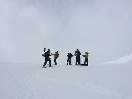 Winter, Back Country Skiing, Ski, Guide, Snowboard
