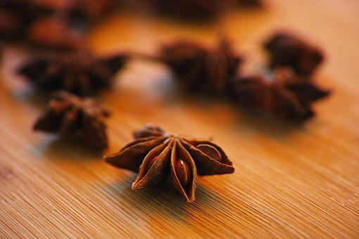Anise, Food, Smell, Beautiful, Seed, Raw, Fresh