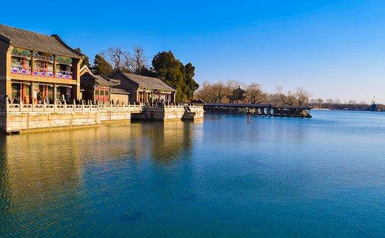 The Summer Palace, Kunming Lake, Beijing