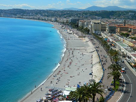 Cote, D' Azurre, View