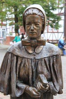 Figure, Bronze, Statue, Sculpture, Art, Metal, Artwork