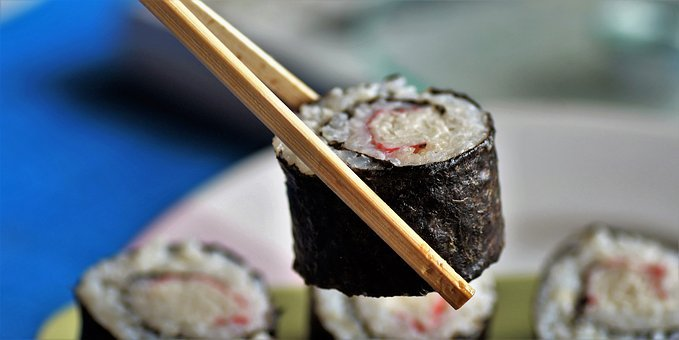 Sushi, Food, Roll, Domestic Production, Chinese Cuisine