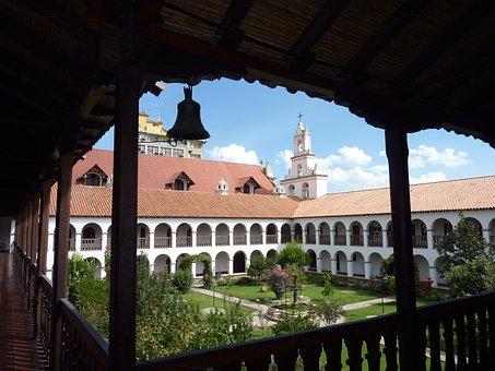 Franciscan, Convent, Cochabamba, Bolivia, South America