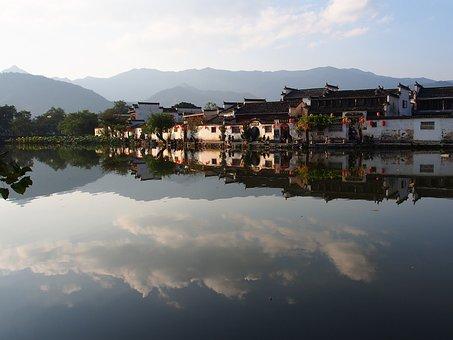Hongcun China, Chinese Architecture
