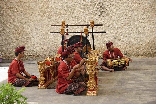 Indonesia, Bali, Music Group, Folklore, Bali Dance