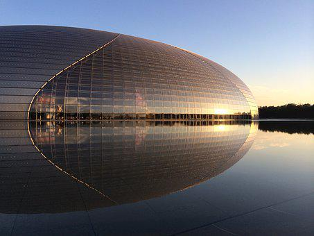 National Centre, For The Performing Arts, Beijing