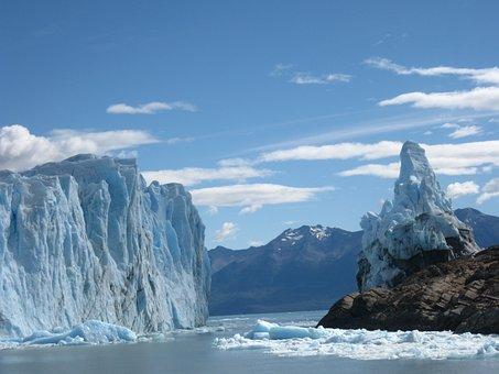 Glaciar, Perito Moreno, Argentina, Calafate, Landscape
