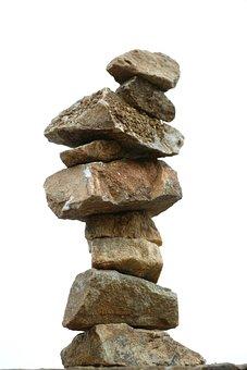 The Stones Are, Rank, Power, Balance, Nature, Macro