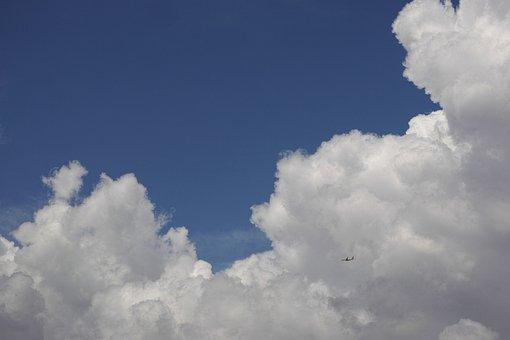 Cloud, Rain, Texture, Abstract, Landscape, Sky, Clouds
