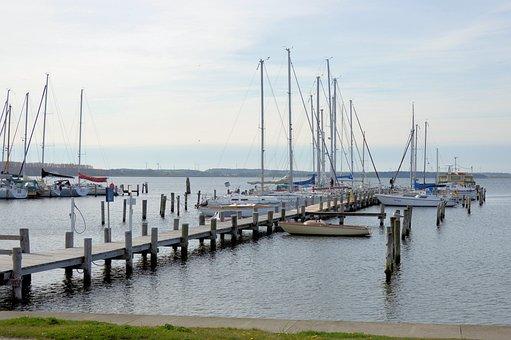 Web, Boats, Ship, Water, Bay, Sail, Sea, Sailing Boat