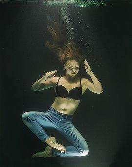 Model, Water, Fine Arts, Exposure, Women's, Fiction