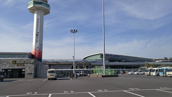 Jeju International Airport, Airport, Airport Today