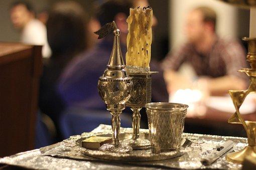 Besamim, Candle For Abdali, Synagogue