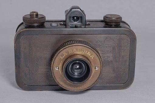 Camera, Lomography, La Sardina, Coyote, Photography
