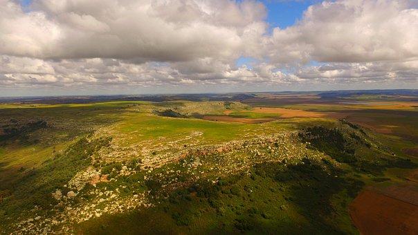 Imagenes Aereas, Drone, Landscape, Flights, Clouds