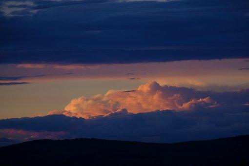 Clouds, Cloudscape, Sky, Dark Clouds, Mood, Landscape