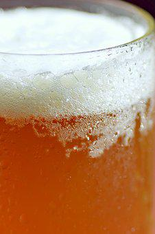 Beer, Mousse, Cold, The Drink, Refreshment, Red, Dark