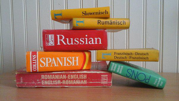 Dictionary, Languages, Learning, Foreign, Translation