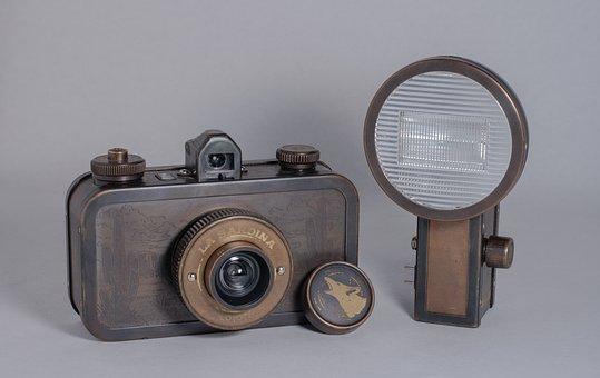 Camera, Lomography, La Sardina, Coyote, Old Camera