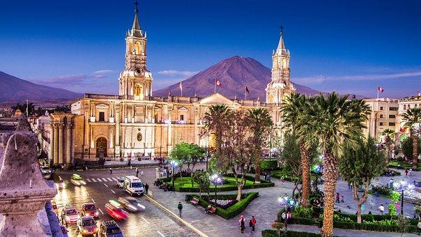 Arequipa, Peru, Travel, Peruvian, Andes, Mountain