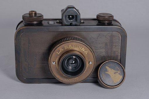 Camera, Lomography, Nostalgia, Photography, Photograph
