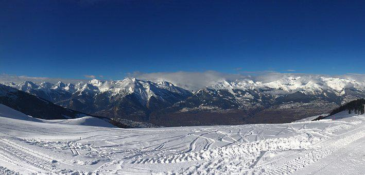 Winter, Alpine, Winter Sports, Skiing, Wintry, Runway