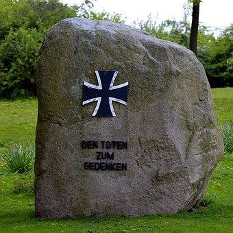 War Victims, Stone, Commemorate, Death, Monument