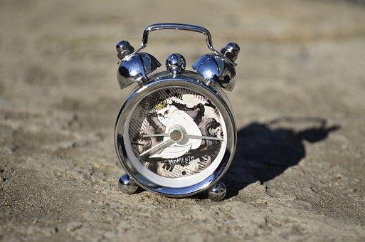 Watch, Alarm Clock, Time, Clock, Dial, Clockwork