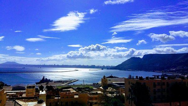 Oran, View, Of Kebir