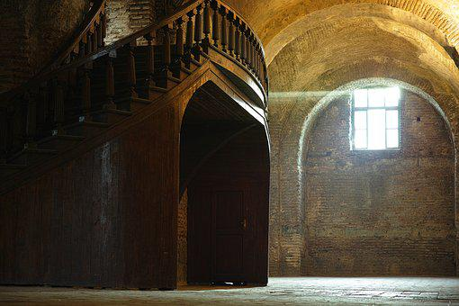 Old, Building, Wood, Light, Brown, Ruin, Architecture