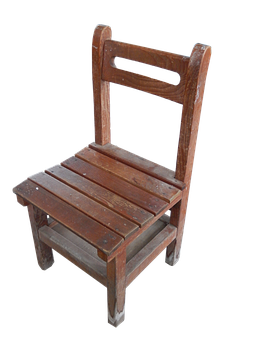 Chair, Student Chair, Wooden Chair, Detention