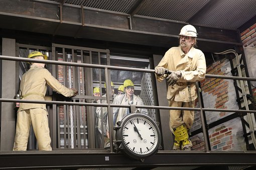 Mining Museum, Bochum, Ruhr Area, Mining, Industry
