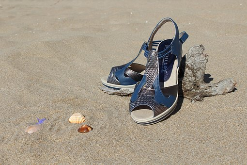 Shoes, Ladies Shoes, Beach Shoes, Shoes And Shells
