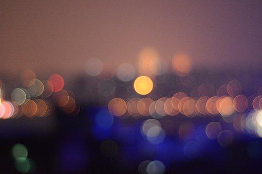 Night View, Spot, Chongqing