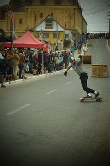 Longboard, Pichilemu, Challenge