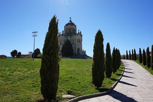 Palace, History, Guadalajara, Spain, Infantado, Sky