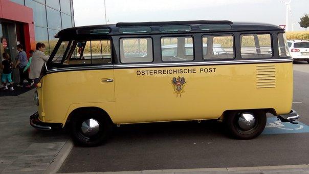 Vw-bus, Vwbus, Automobile, Oldtimer