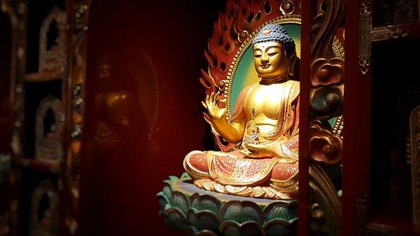 Singapore, Buddhist Temple, Buddha, Buddhism, Asia